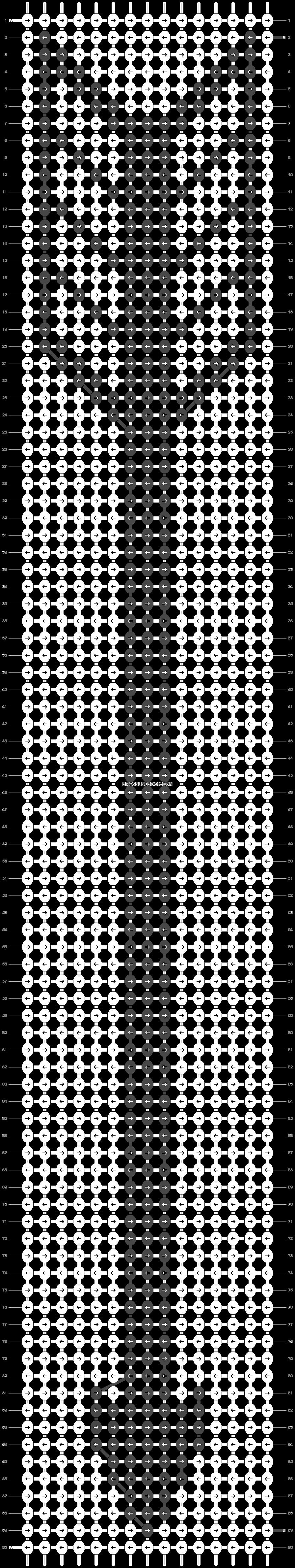 Alpha pattern #35346 pattern