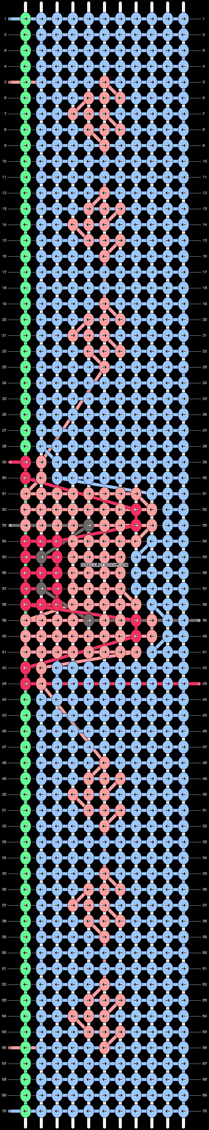Alpha pattern #35349 pattern