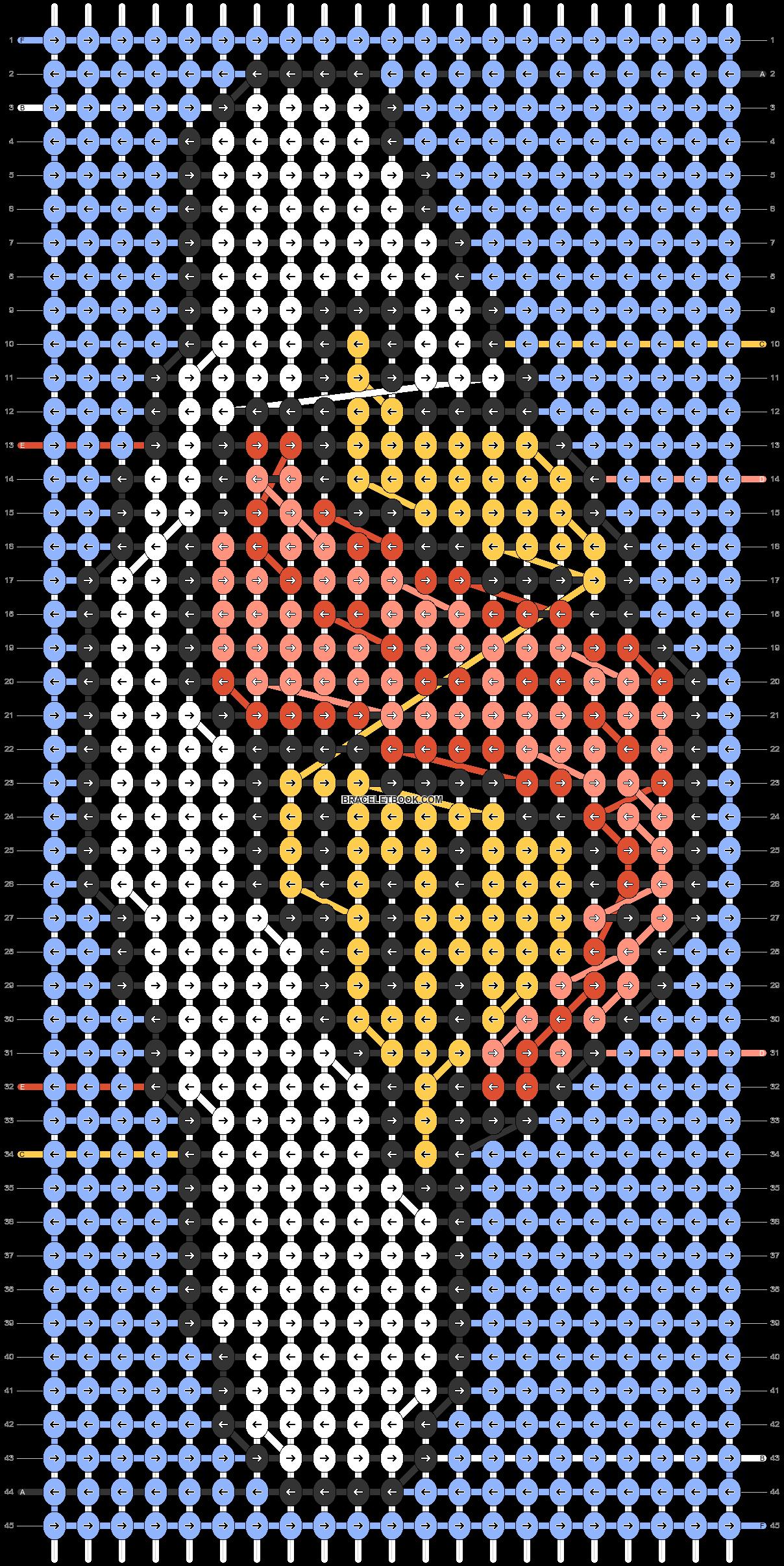 Alpha pattern #35361 pattern