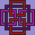 Alpha pattern #35368