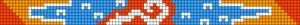 Alpha pattern #35375