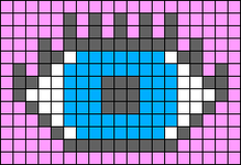 Alpha pattern #35376