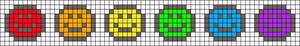 Alpha pattern #35394