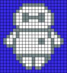 Alpha pattern #35403