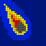 Alpha pattern #35442