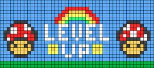 Alpha pattern #35443