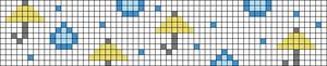 Alpha pattern #35447