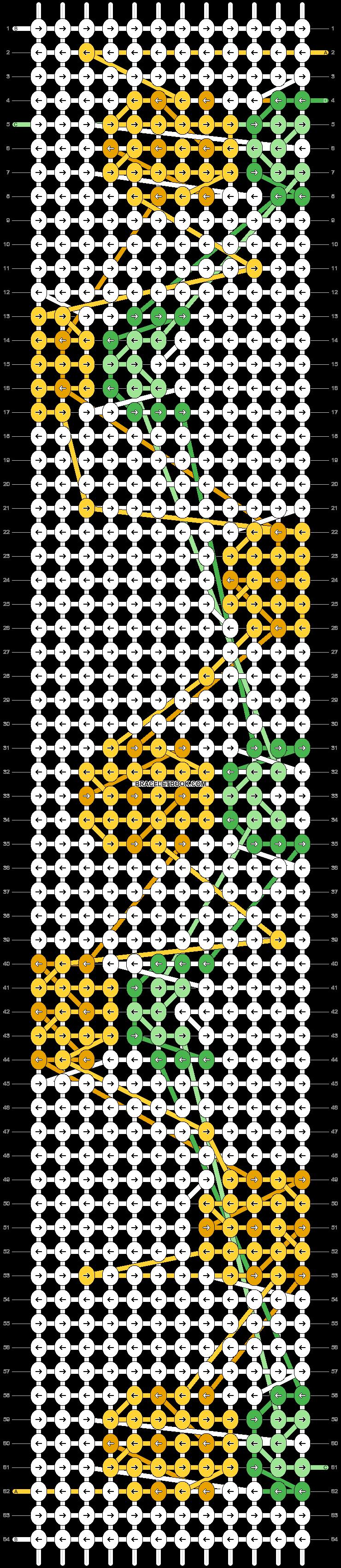 Alpha pattern #35448 pattern
