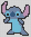 Alpha pattern #35449