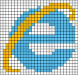 Alpha pattern #35463