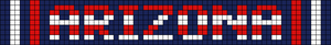 Alpha pattern #35466