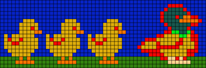 Alpha pattern #35471