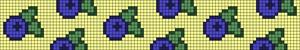 Alpha pattern #35474