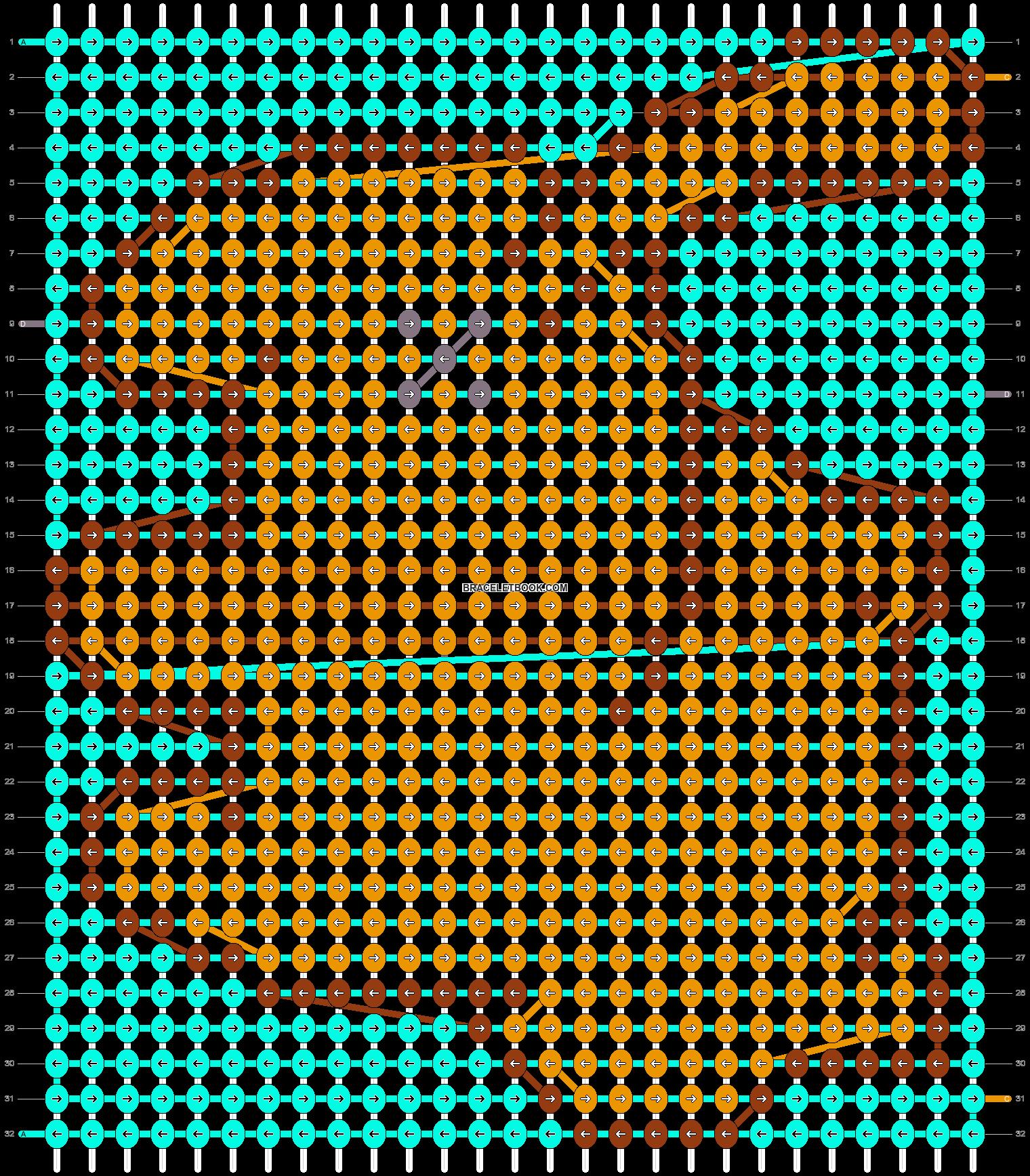 Alpha pattern #35479 pattern