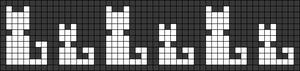 Alpha pattern #35480