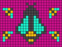 Alpha pattern #35481