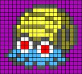 Alpha pattern #35484