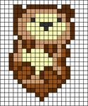 Alpha pattern #35496