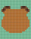 Alpha pattern #35497