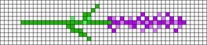 Alpha pattern #35516