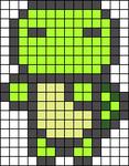 Alpha pattern #35528