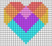 Alpha pattern #35535