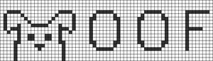 Alpha pattern #35538