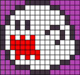 Alpha pattern #35545