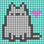 Alpha pattern #35548