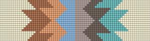 Alpha pattern #35556