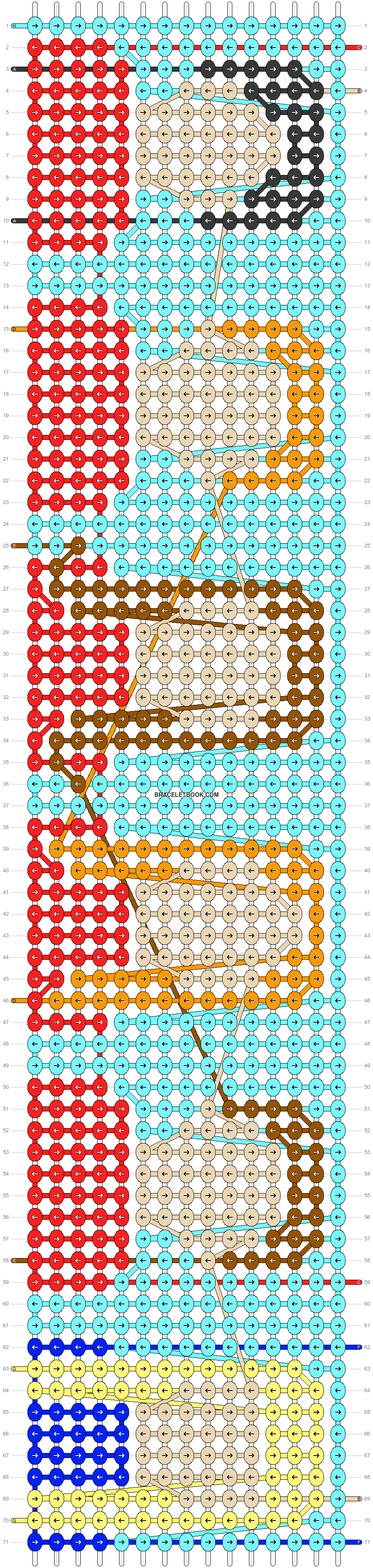 Alpha pattern #35570 pattern