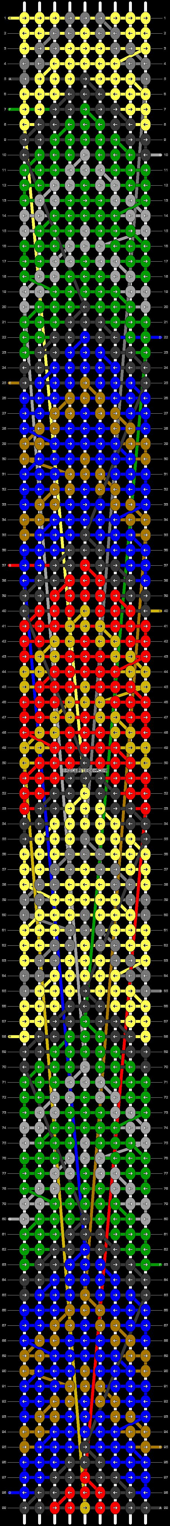 Alpha pattern #35581 pattern