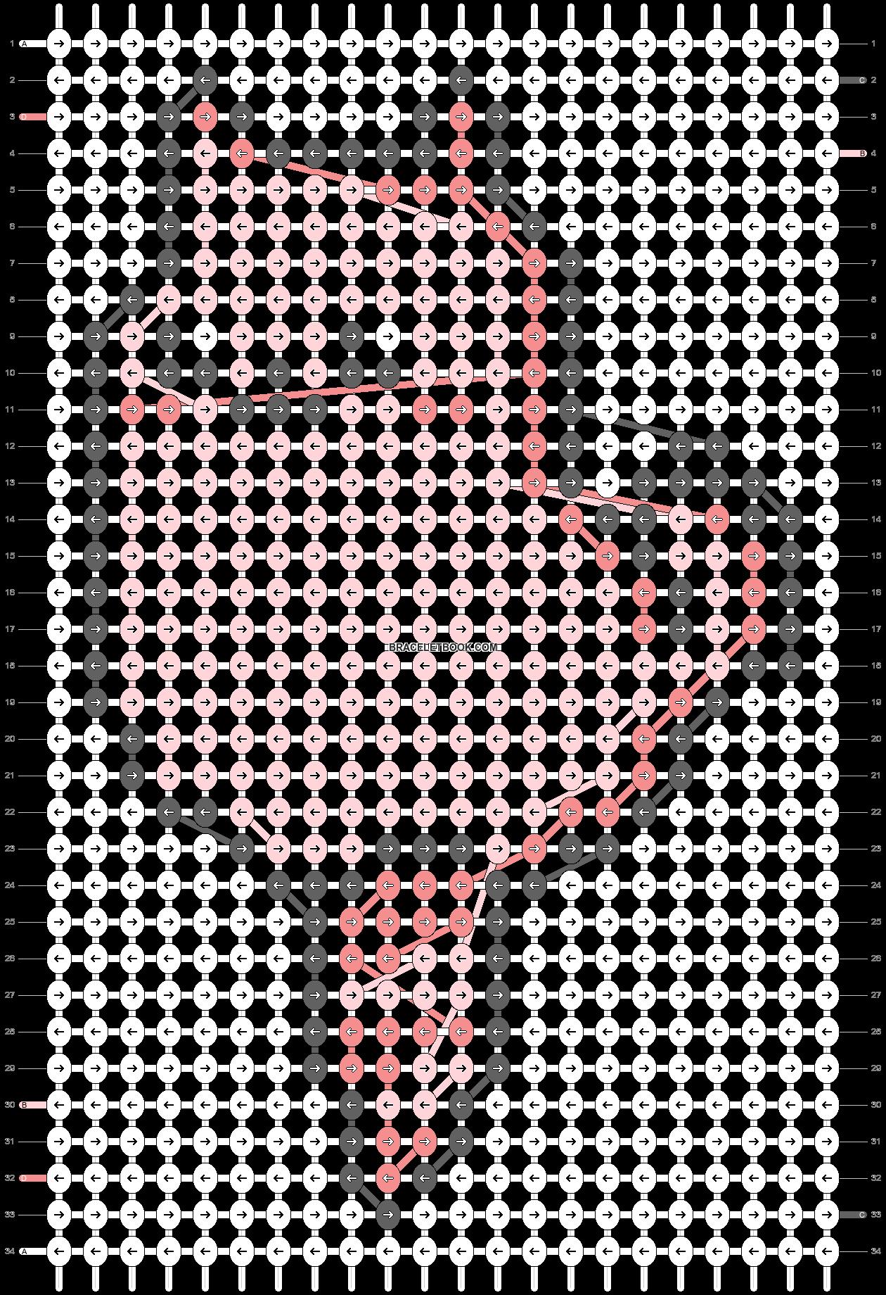 Alpha pattern #35584 pattern