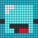 Alpha pattern #35585