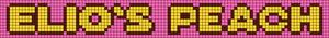 Alpha pattern #35589