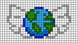 Alpha pattern #35590
