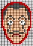 Alpha pattern #35613