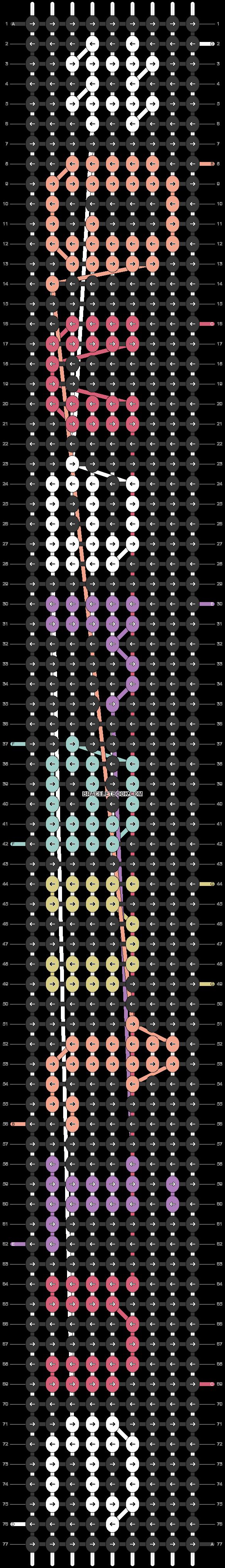 Alpha pattern #35623 pattern