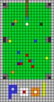 Alpha pattern #35632