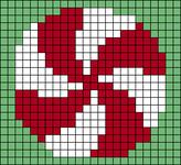 Alpha pattern #35634