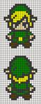 Alpha pattern #35636