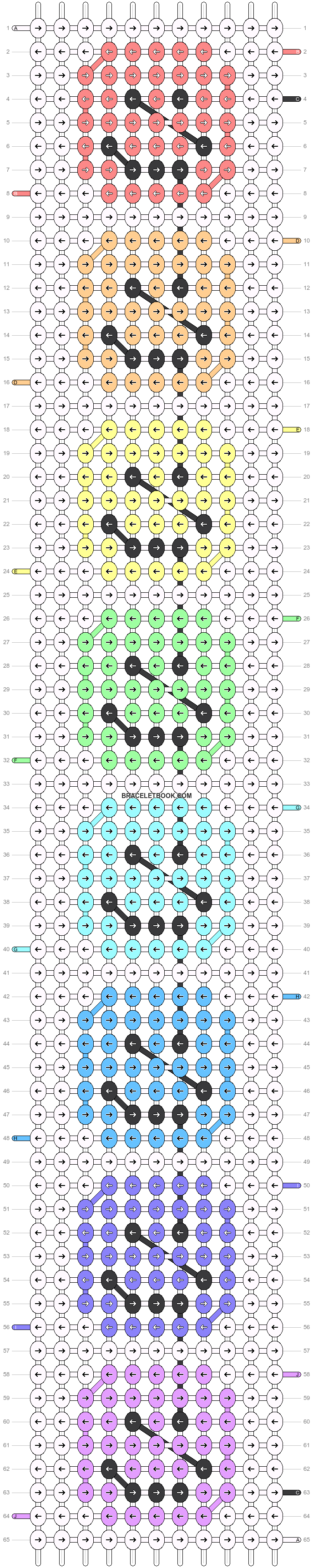 Alpha pattern #35638 pattern