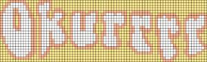 Alpha pattern #35639