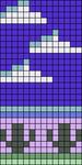 Alpha pattern #35649