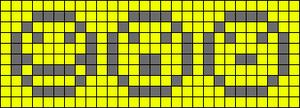 Alpha pattern #35654