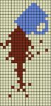 Alpha pattern #35664