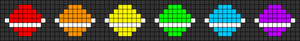 Alpha pattern #35683