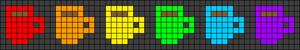Alpha pattern #35692