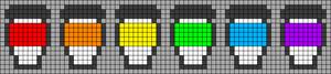 Alpha pattern #35696