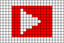 Alpha pattern #35697